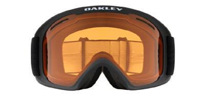 Maschera-da-sci-Oakley-O-Frame-7045-02-XL-col-59-360-Matte-Black-Lente-Persimmon-frontale-Ottica-Centro-Russi_opt