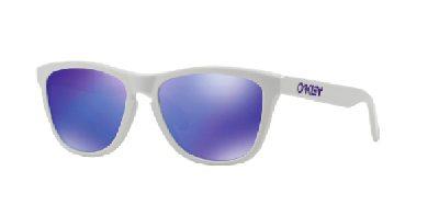 Occhiali-da-sole-Oakley-Frogskin-9013-35-White-Lenti-Violet-Iridium-Limited-Edition-Trasmittanza-17-Ottica-Centro-Russi-Ra-Lookmaker